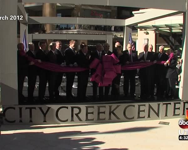 Past, present, and future of City Creek Center