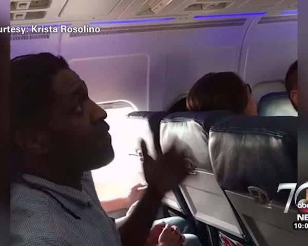 Delta Passenger Removed