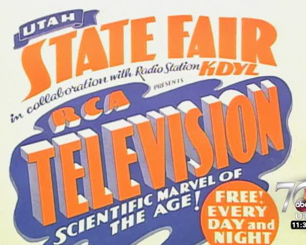 Utah's first TV station was a 'Scientific Marvel Of The Age
