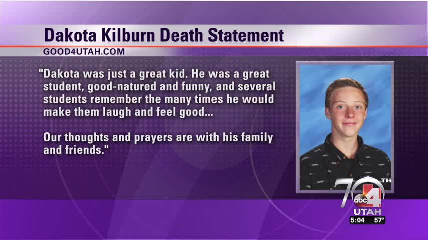 Dakota Kilburn death statement_79332743