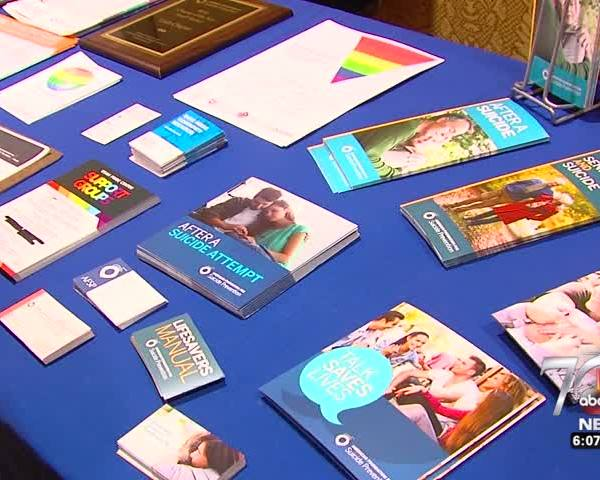 LGBTQ suicide and prevention focus of local conference_00828864