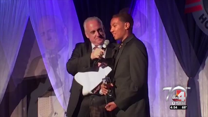 Utah Student Awarded Military Child of the Year_41633321