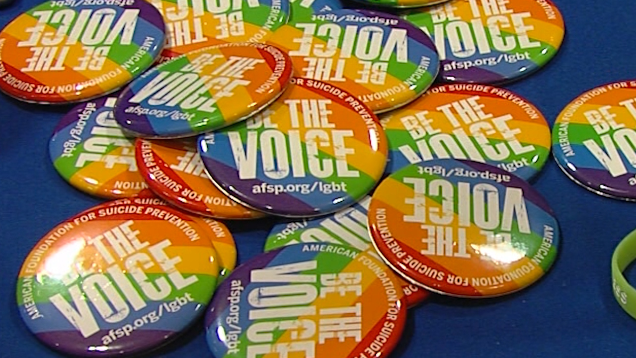 LGBTQ Suicide and Prevention