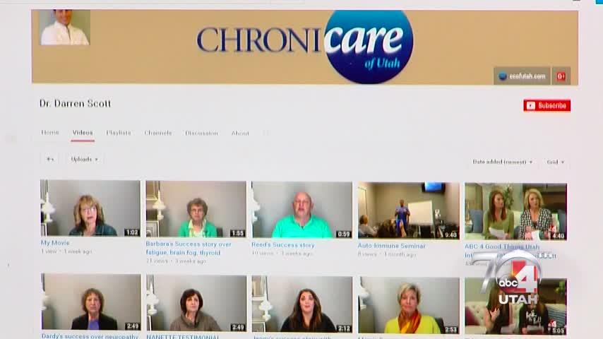 chronicare help with thyroid