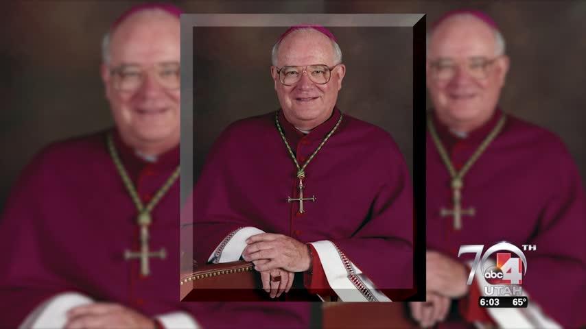Bishop George H- Niederauer dies_94584263