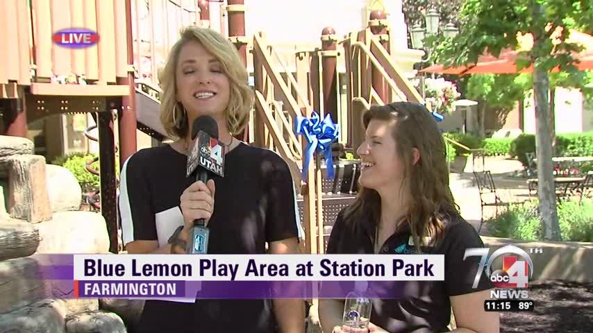 Blue Lemon station park