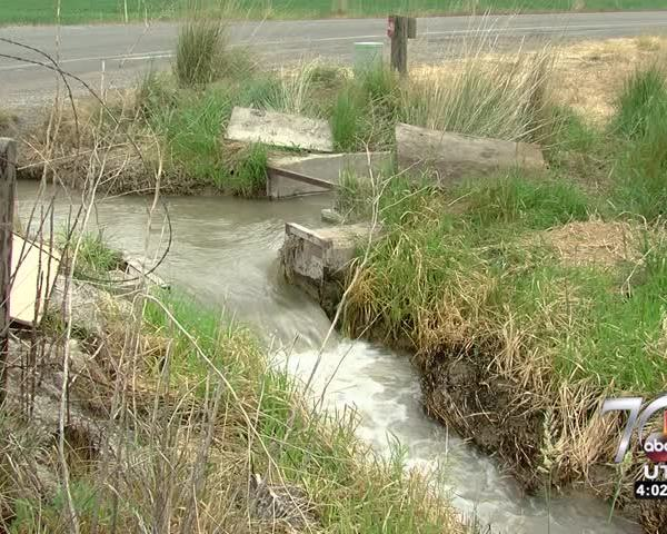 Baby falls into rushing canal, survives 30-foot tumble