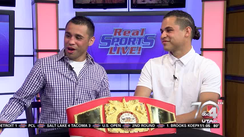 Jose Haro Joins Real Sports Live