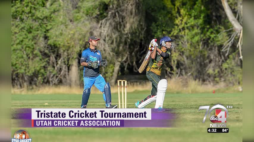 Cricket event to be held in Utah County_64301472