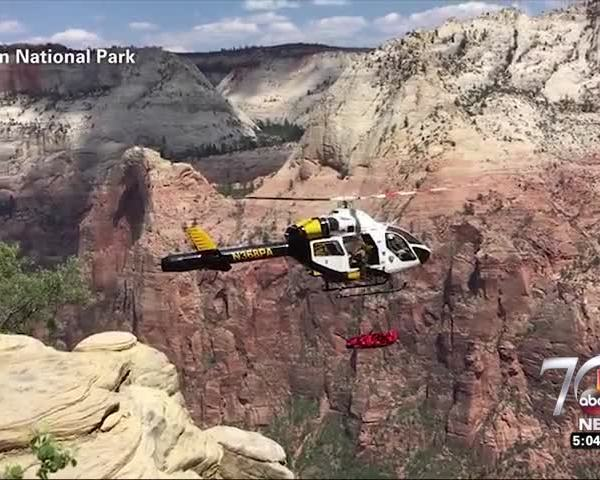 Parents thank Zion Search and Rescue_43403519