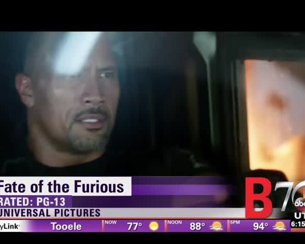 Fast in the Furious' new movie now out on DVD