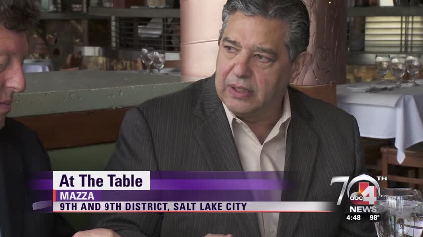 At The Table: John Saltas of Copperfield Publishing