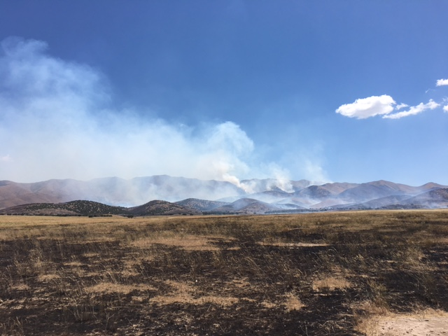 tooele county fires