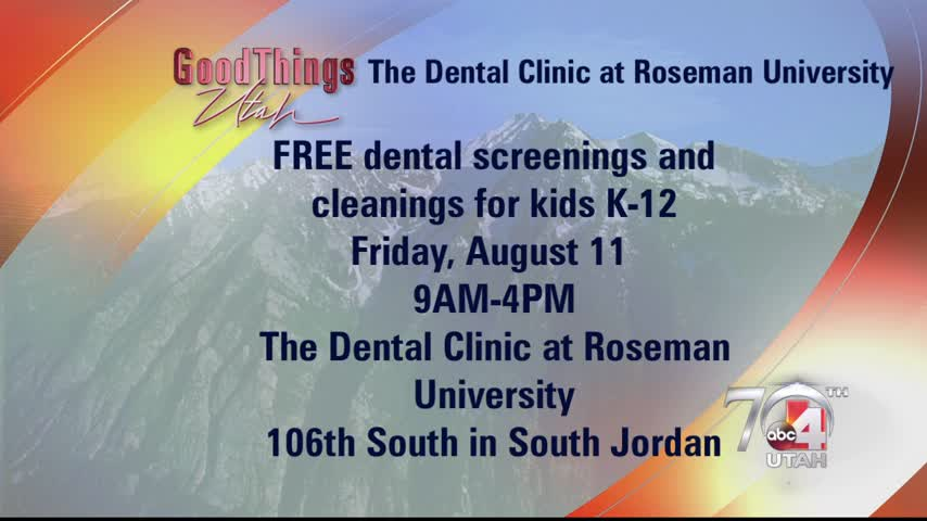 Free cleanings