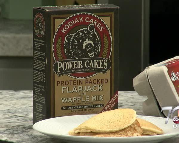 back to school pancakes