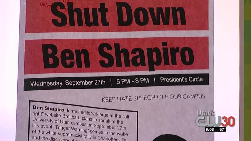 Ben Shapiro Speech Preview