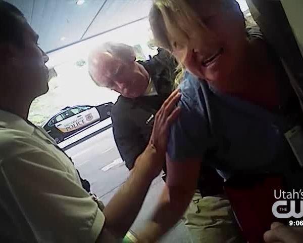 Nurse Arrest Video