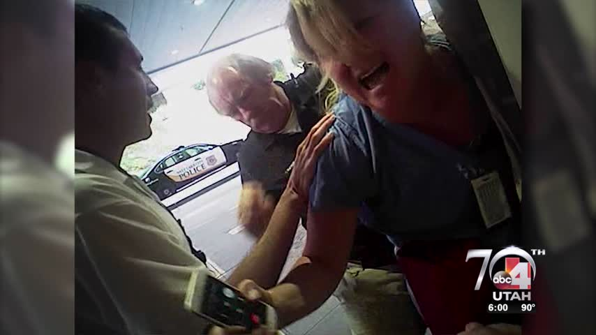 City officials say arrest of nurse was not justified_97922690
