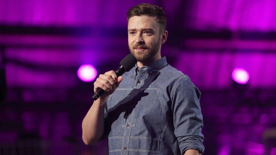 Justin Timberlake in September 201710194957-159532