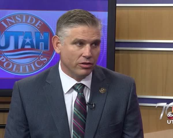 Utah GOP chair says ardent caucus supporters have polarizing