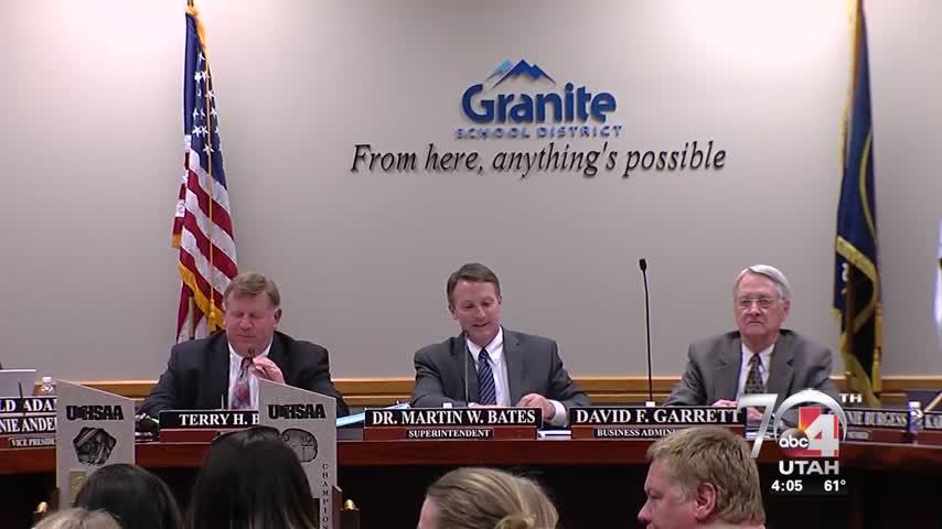 Granite School Bonds 4p