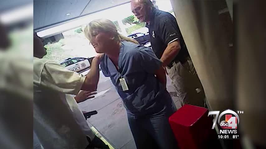 Arrested Nurse Incident
