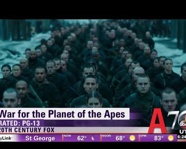 War of Planet of the Apes Update