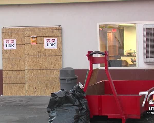 Was it arson- Opening of new Utah restaurant delayed_79257155