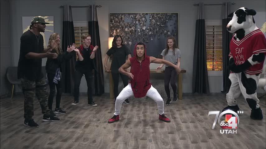 PB Jam Dance Battle