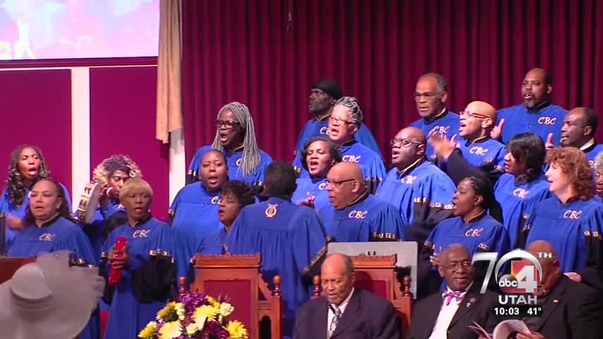Calvary Baptist Church celebrates 125 years