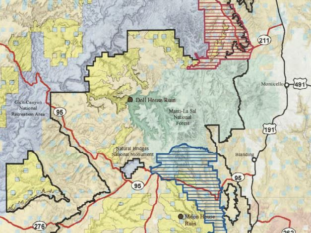 Organizations say leaked maps show reduced sizes of Utah ...