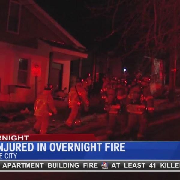 House Fire SLC 2