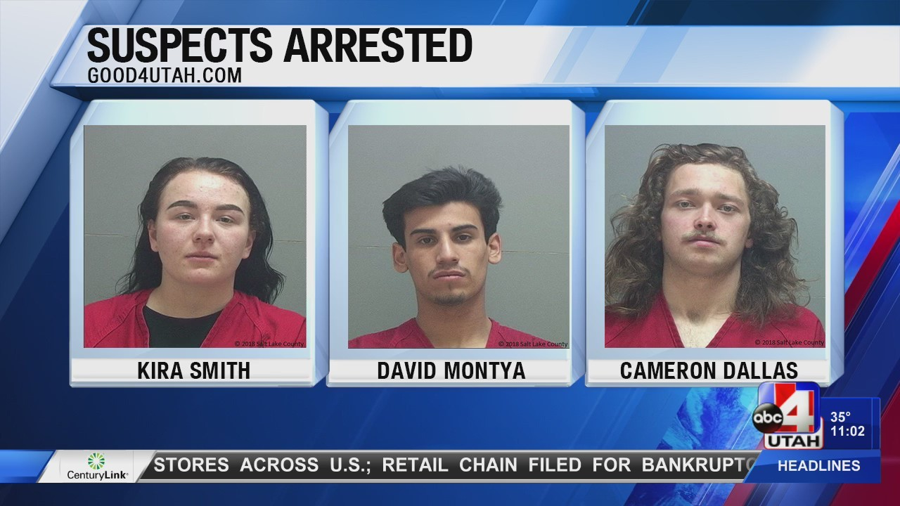 Armed Robbery Suspects Identified