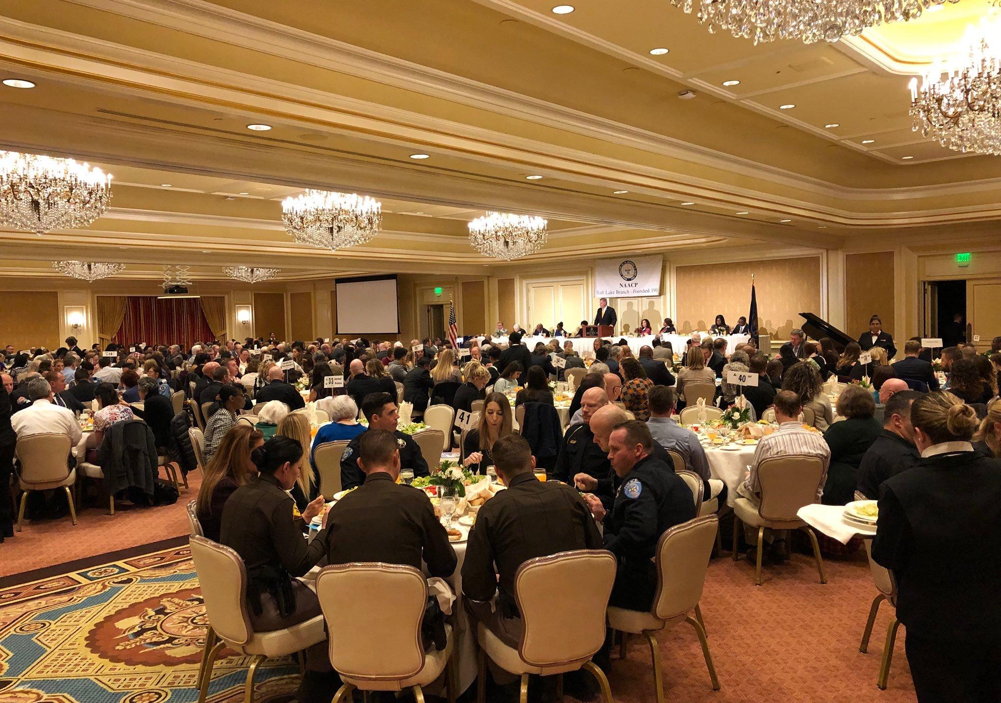34th Annual NAACP Memorial Luncheon