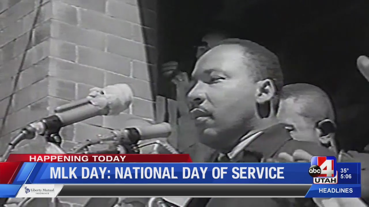 MLK Day: National Day of Service