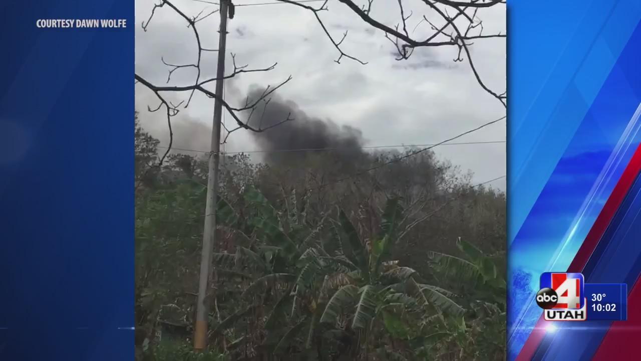 Utahan describes Costa Rica plane crash
