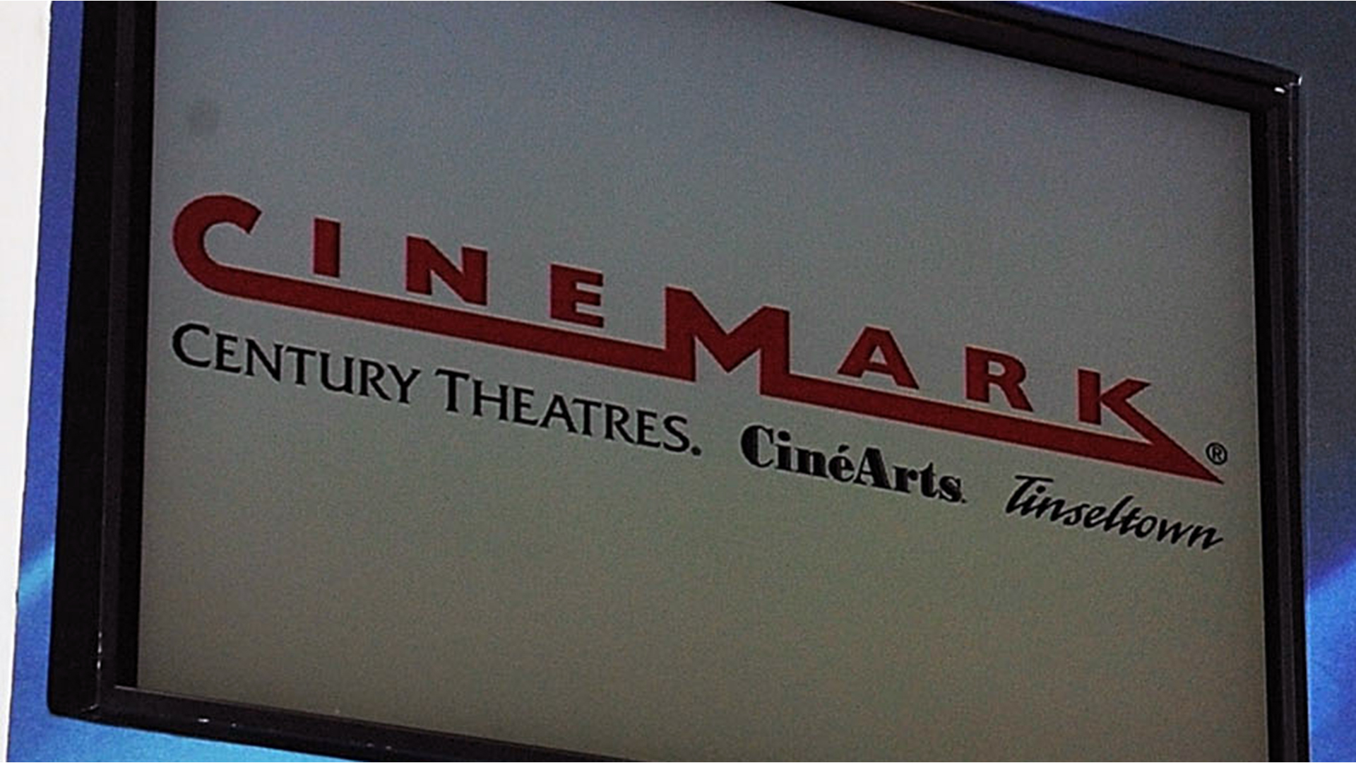 Cinemark movie theater sign-159532.jpg40822542