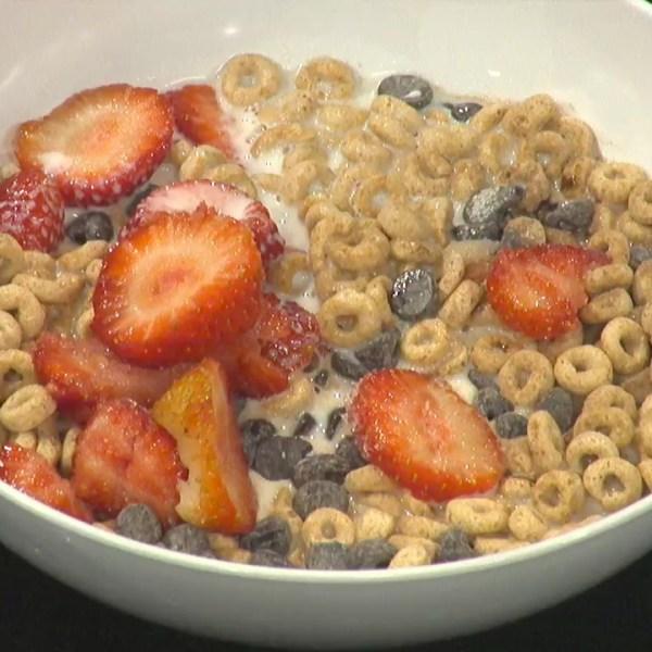 Finn's Cereal