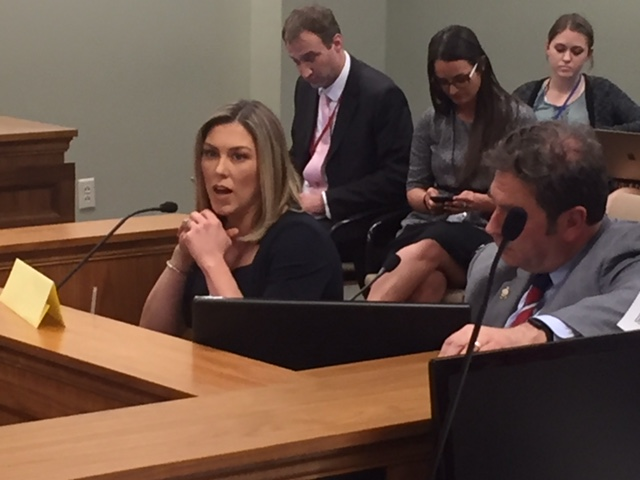 Kim Fischer Testifies