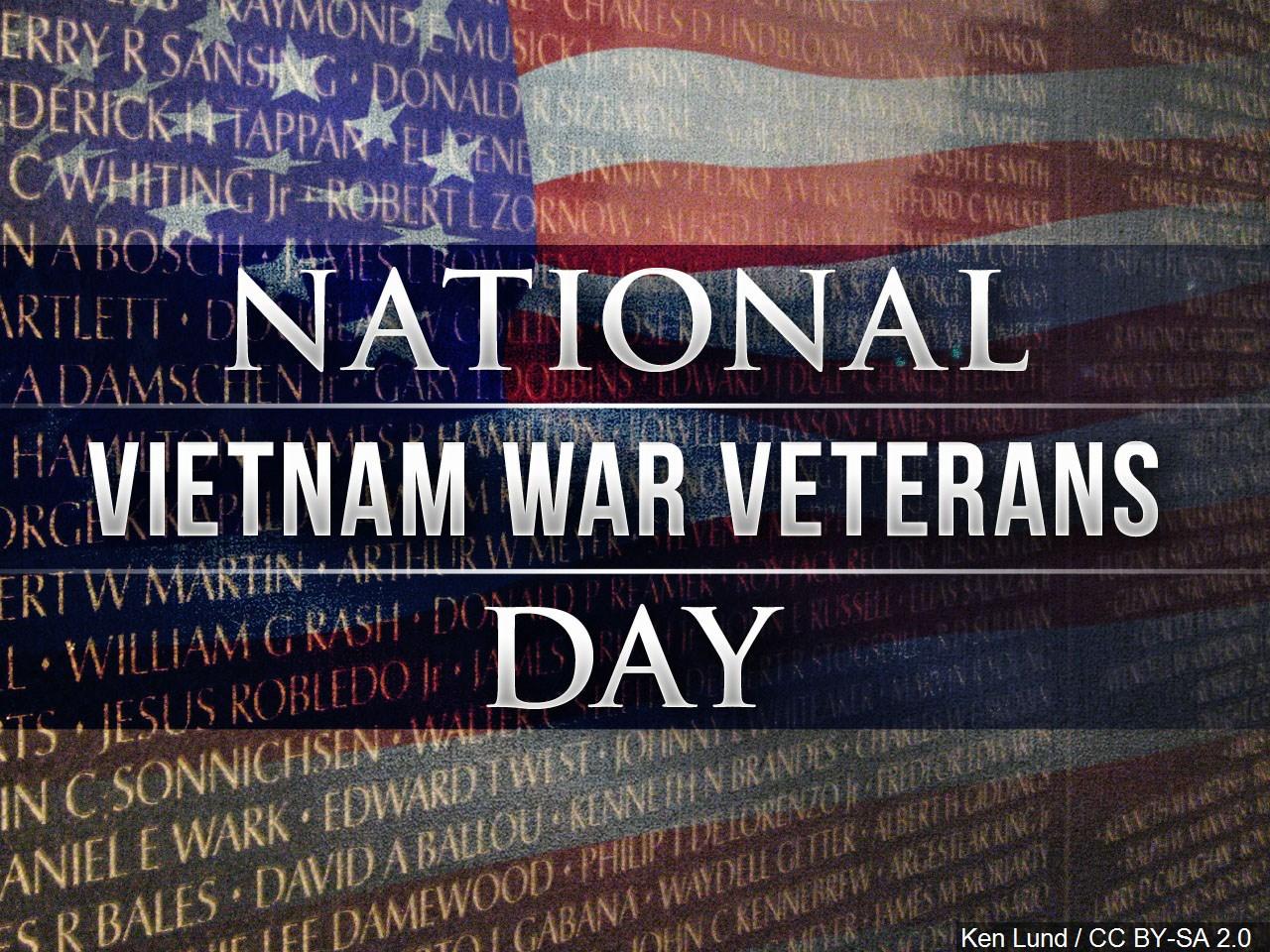 National Vietnam War Veterans Day