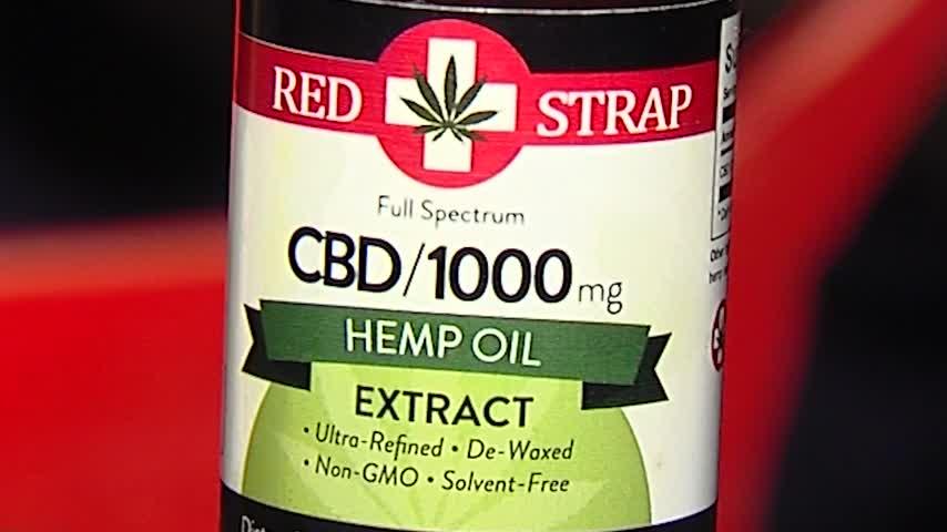 CBD oil and DEA_52748924