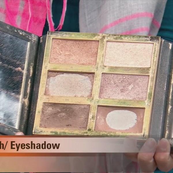Beauty Buzz Makeup Bag