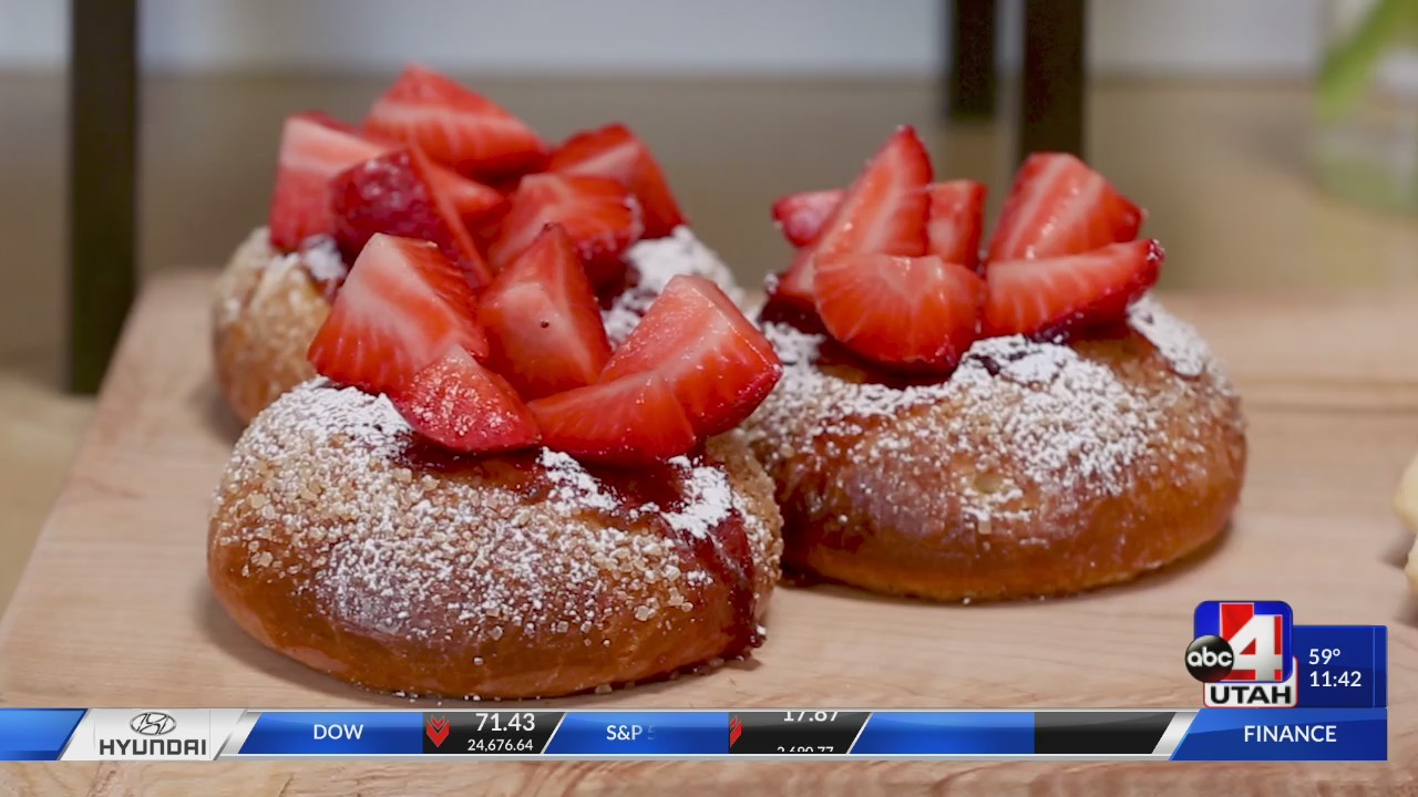 Bubble and Brown Bakery uses only local and organic ingredients