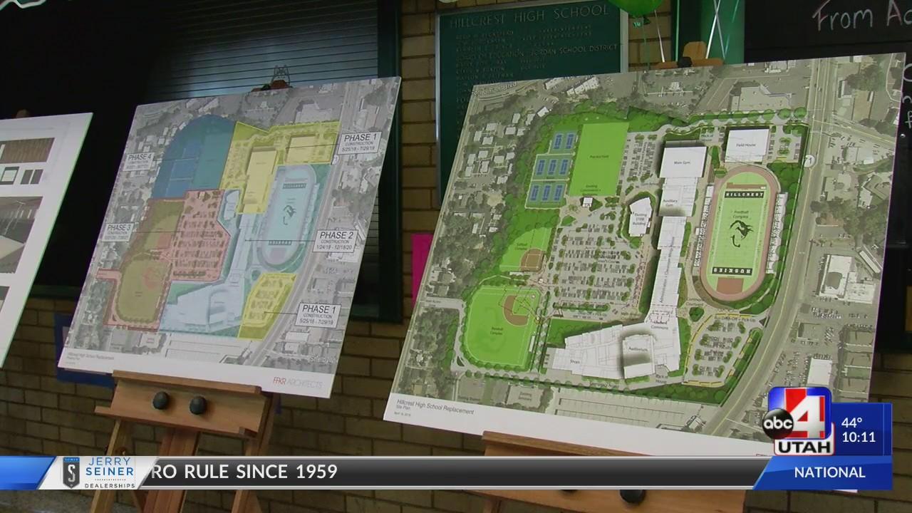 Miraculous Hillcrest Unveils Preliminary Design For New School Home Interior And Landscaping Pimpapssignezvosmurscom