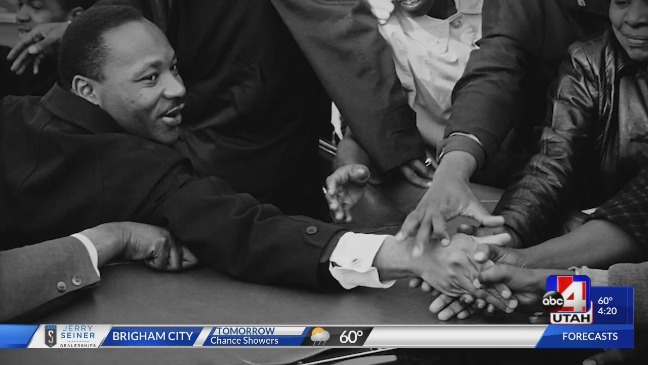 Utah pastor remembers Dr. King