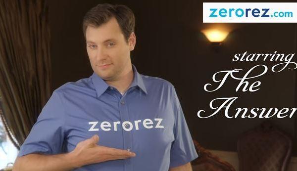 zerorez commercial