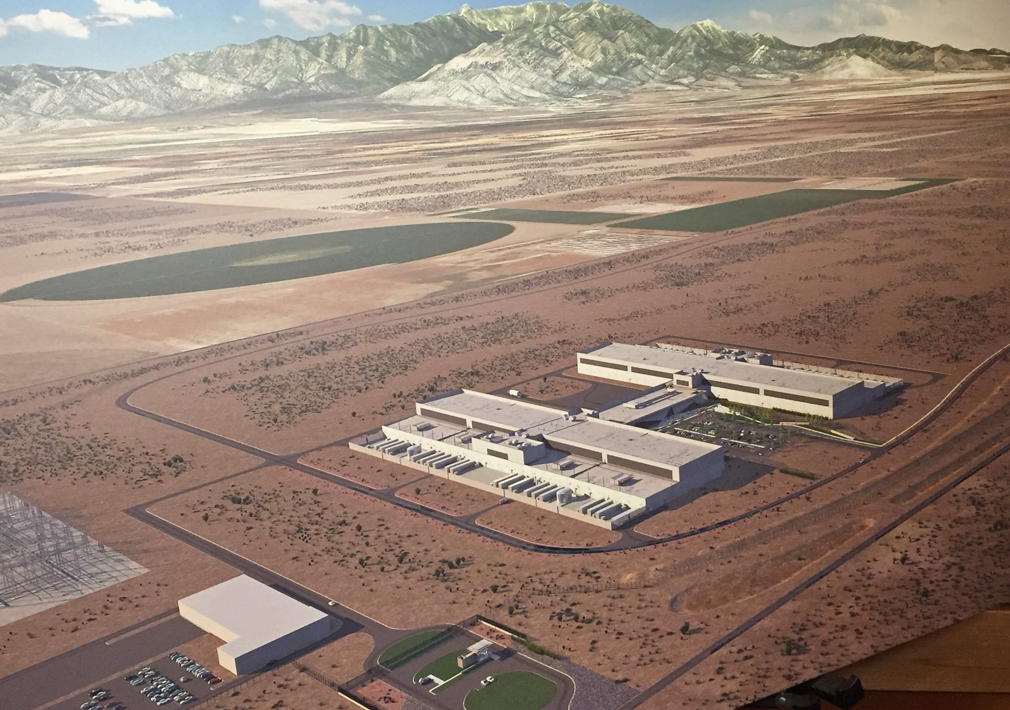 eagle mountain data center