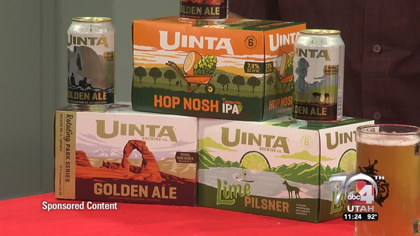 40 different craft beers at Wendover Beer Fest_90319627