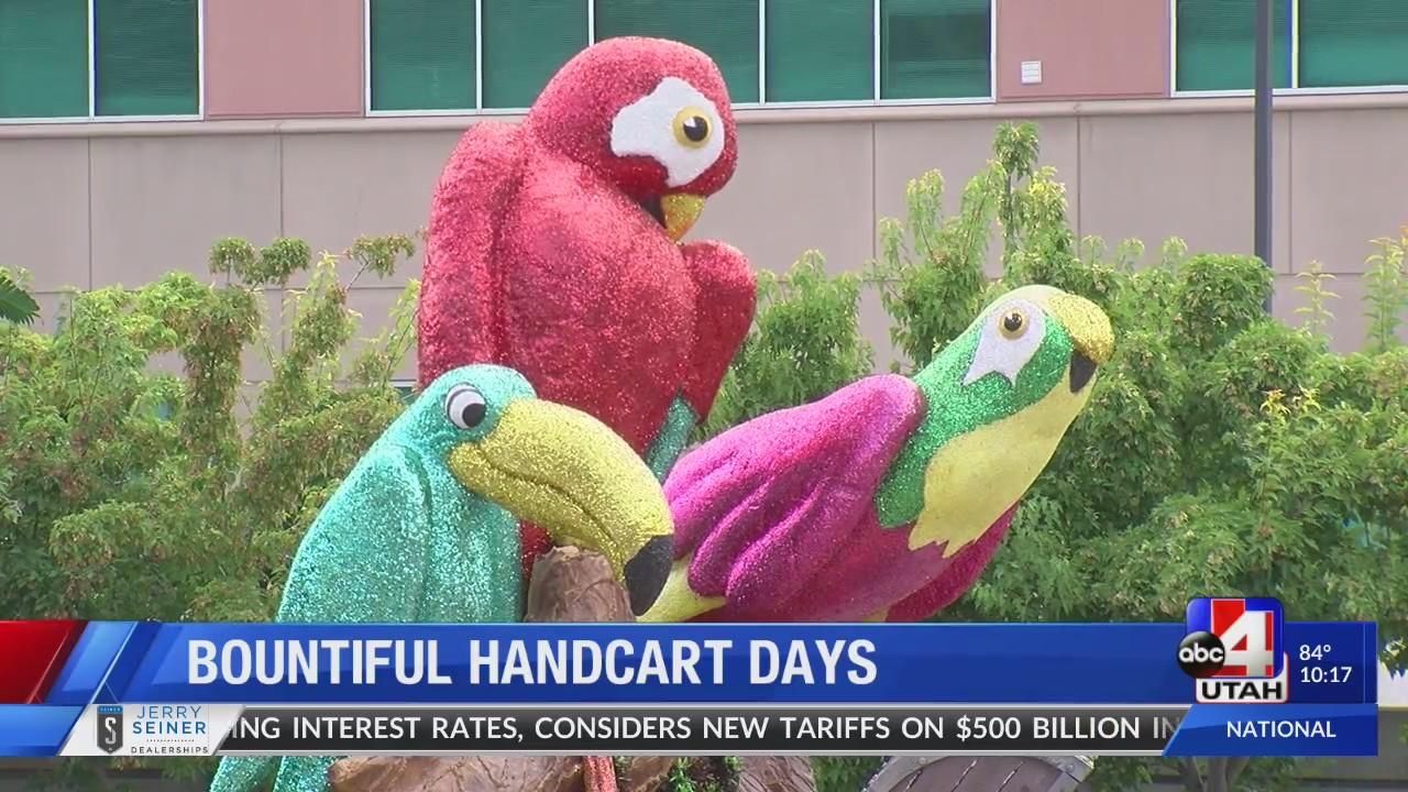 Bountiful Handcart Days