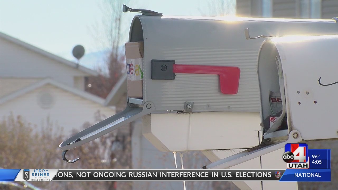 Protect yourself from becoming a victim of mail theft